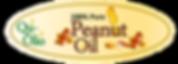 Qu-Olio Groundnut-Peanut Label.png