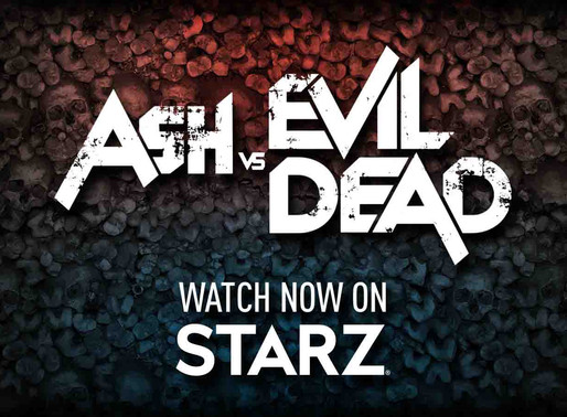 Ash vs Evil Dead Official Press Release