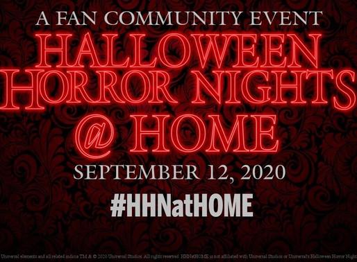Celebrate #HHNatHOME on September 12th!!!