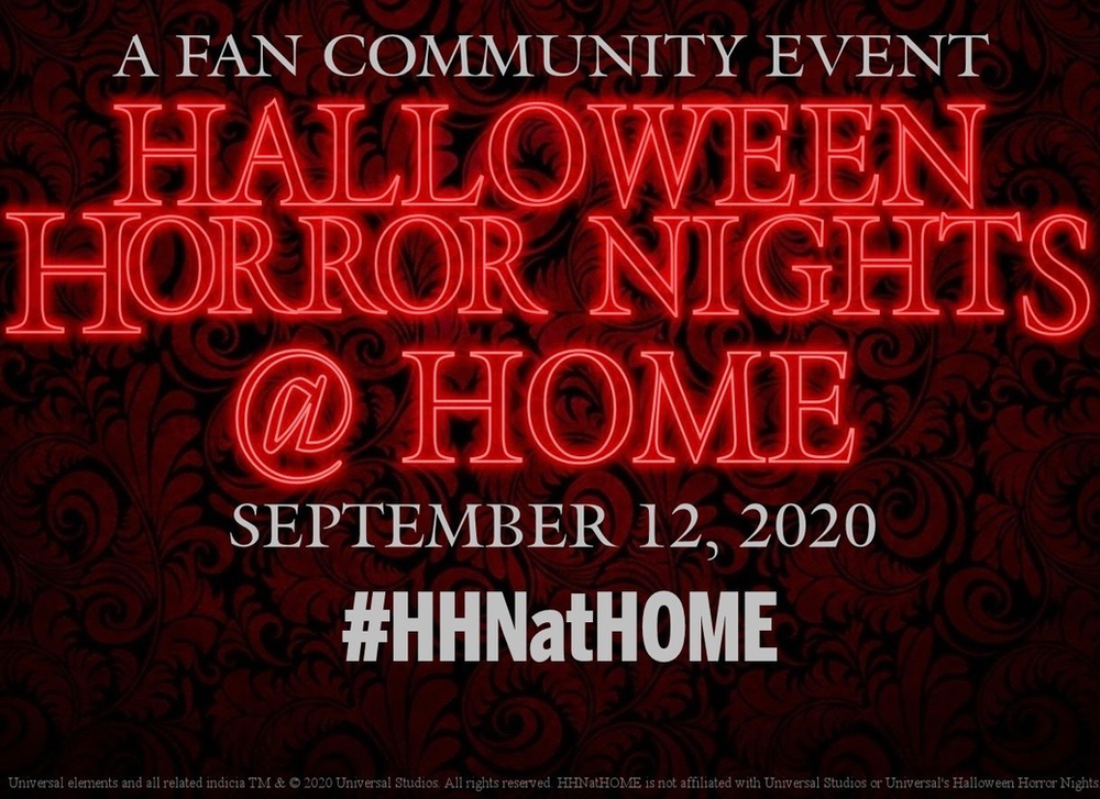 Roblox 2020 Halloween Event Map Celebrate #HHNatHOME on September 12th!!!