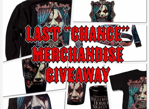 The HHNCrypt'Last Chance' Giveaway IsLive On Facebook!