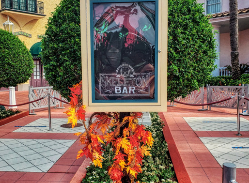 Skeleton Bar at Universal Studios Orlando