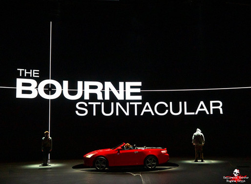 The Bourne Stuntacular Now Open at Universal Orlando