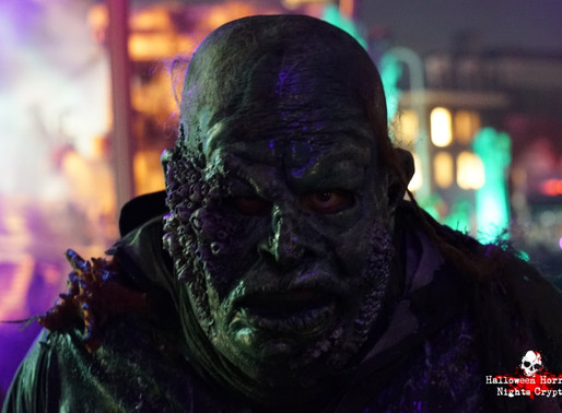 Halloween Horror Nights 2016 - A Look Back In Photos