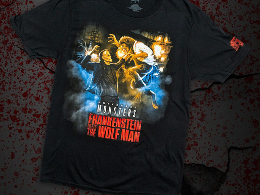 HHN Hollywood Treats and Merchandise