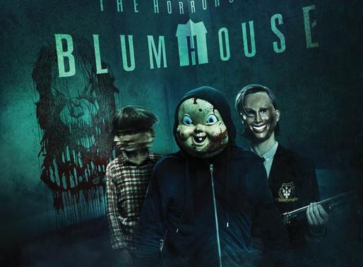 The Horrors of Blumhouse at HHN Hollywood & Orlando