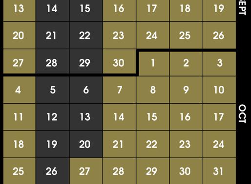 November 1st Added To #HHN30 Calendar!