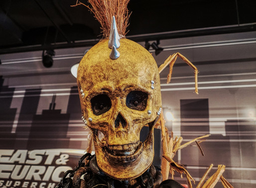 You Can Stalk the Scarecrows at Universal Orlando!