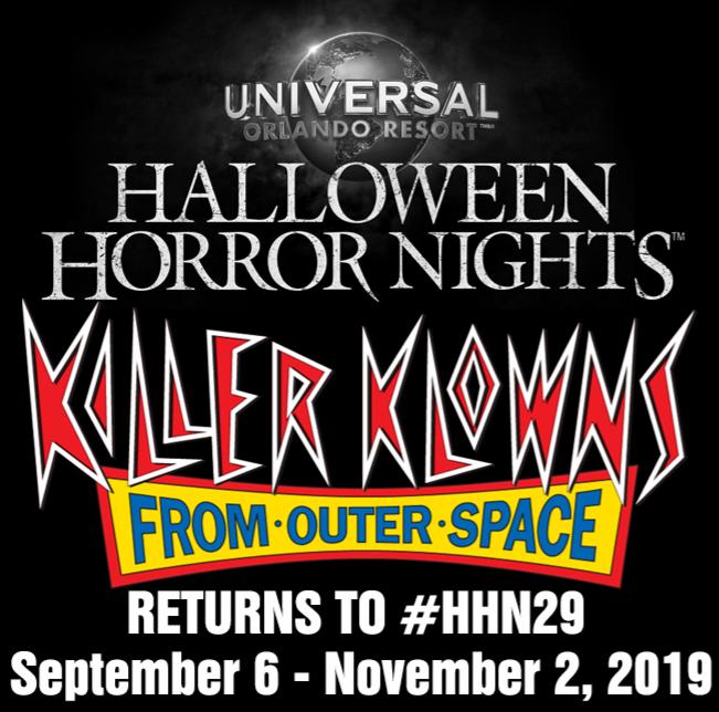 Halloween Horror Nights 2019 Poster.Halloween Horror Nights 2019