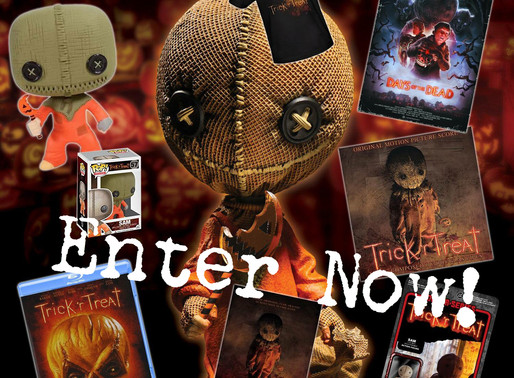 Trick r' Treat Giveaway Now Open On Our FB Page