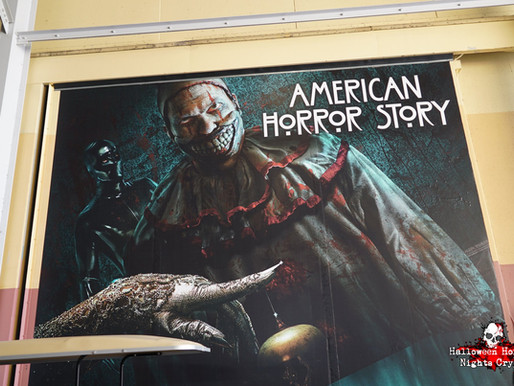American Horror Story Lights-On Tour Gallery
