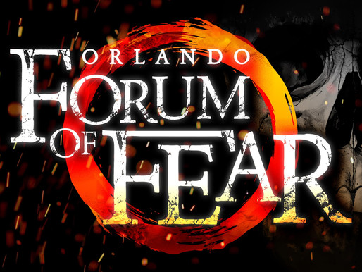 """""""ORLANDO FORUM OF FEAR"""" TO DEBUT OCT. 1"""