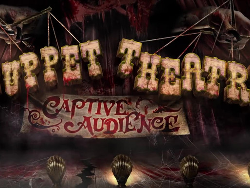 #HHN 2021 House Preview - Puppet Theatre: Captive Audience