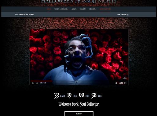 Official #HHN27 Website Updated!