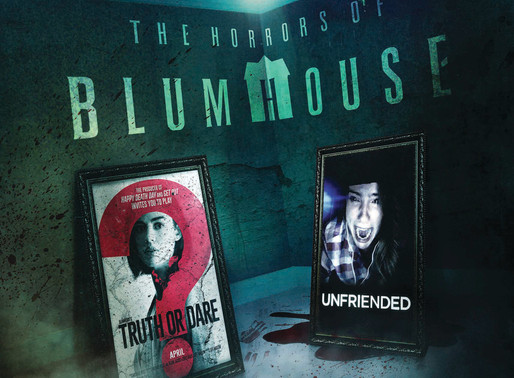 """The Horrors of Blumhouse"" Returns..."