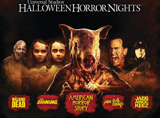 HHN HOLLYWOOD TICKETS ON SALE NOW!