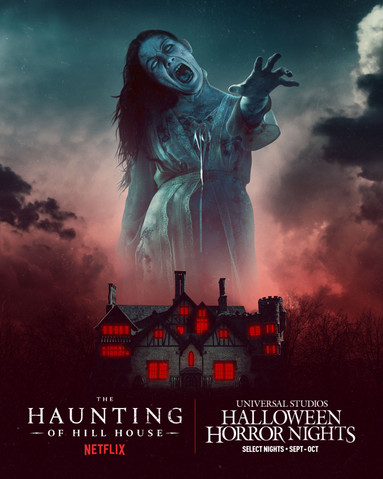 The Haunting of Hill House Comes to HHN on BOTH Coasts