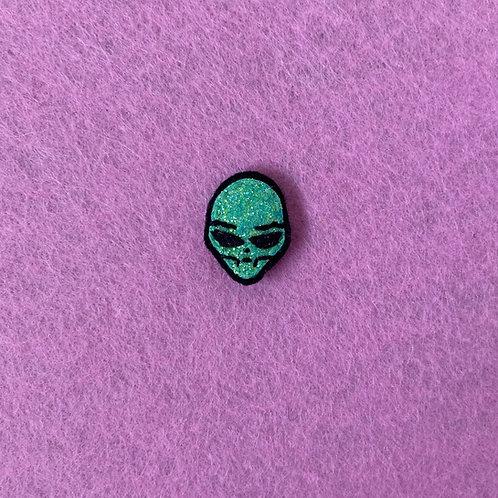 MAISON MONSTRE - Pin's Alien