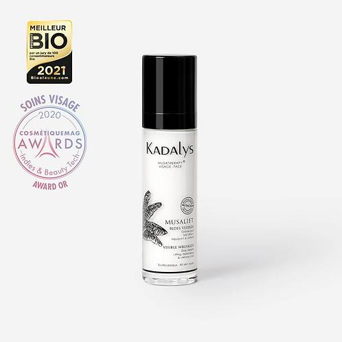 KADALYS - Crème Jour Liftante Bio
