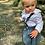 Thumbnail: CITRON CHANTILLY - Jupe Vanille liégeois Gris