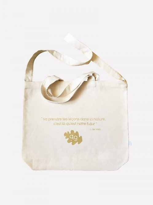 ATELIER GABRIELLE - TOTE BAG CITATION
