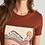 Thumbnail: LA PETITE FRANÇAISE - T-shirt Théatral