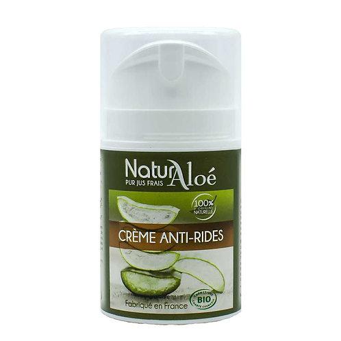 NATURALOE - Crème Anti rides