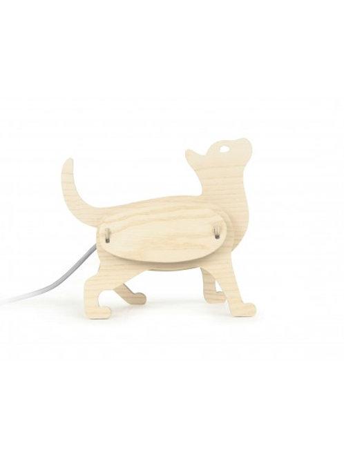GONE'S - Lampe décoratives chat en bois