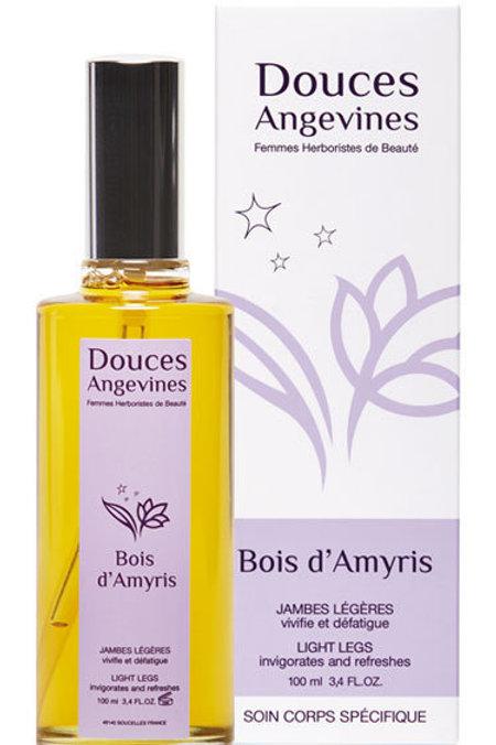 DOUCES ANGEVINES- Bois d'amyris 100ml