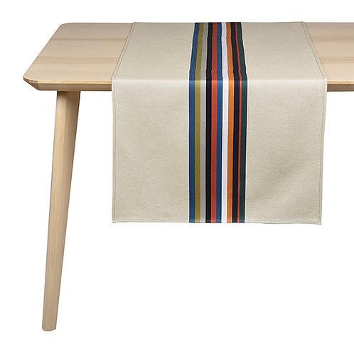 ARTIGA- Jeté de table MAULEON CANARD