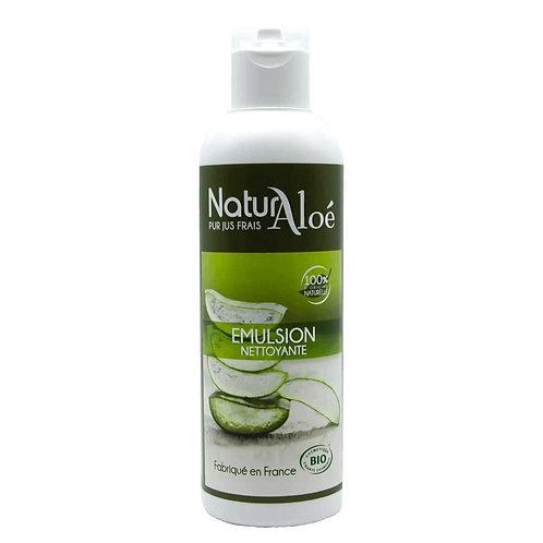 NATURALOE - Emulsion nettoyante