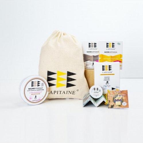 O CAPITAINE - Box bio BRAVO