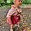 Thumbnail: CITRON CHANTILLY - Jupe Vanille liégeois Grenat