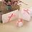 Thumbnail: LES BELLES MUSETTES - Boîte cadeaux cube Lou Rose fleur