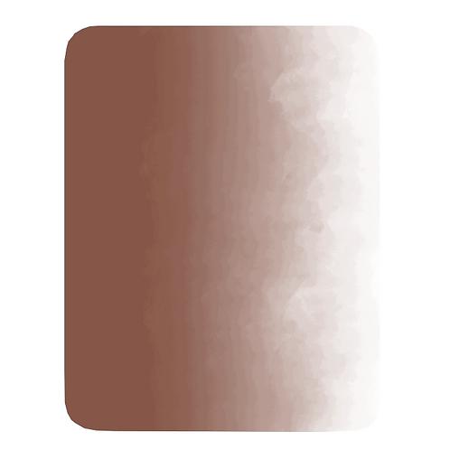 LES GAMBETTES- Sets de table Lulu (Lot de 4) - Dip Dye Terracota