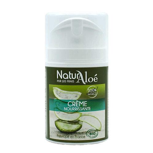 NATURALOE - Crème nourrissante