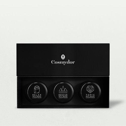 COSMYDOR - Coffret 3 Petits Baumes