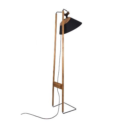 KNGB CREATION -  LAMPADAIRE CHÊNE HUILÉ
