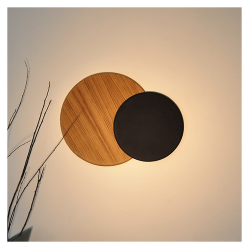 DIKROMA - Eclipse lumineuse en bois