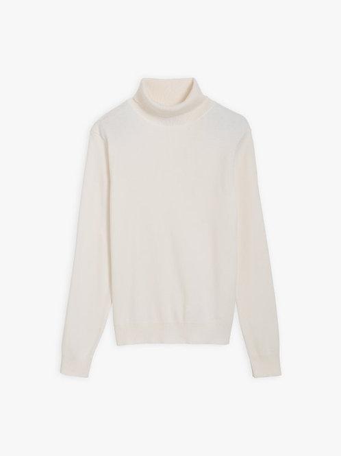AGNÈS B - T-Shirt Eddy ml - Ecru