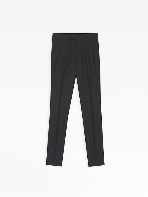 AGNES B - Pantalon Lucky Slim - Noir