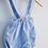 Thumbnail: CITRON CHANTILLY - Barboteuse Milkshake Bleu Ciel