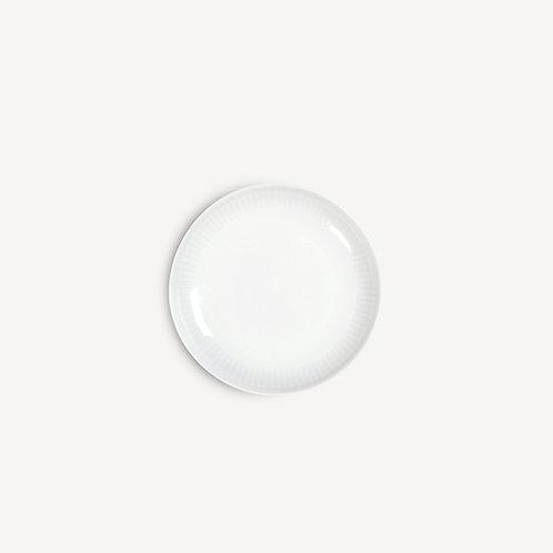PILLIVUYT - Assiette mini creuse en porcelaine Plissé