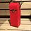 Thumbnail: LA SACOCHE MAROQUINOR - Sacoche de pétanque rouge