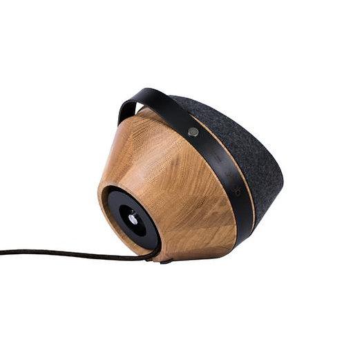 KNGB CREATION - Lampe à poser chêne huilé