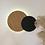 Thumbnail: DIKROMA - Grande éclipse lumineuse en bois