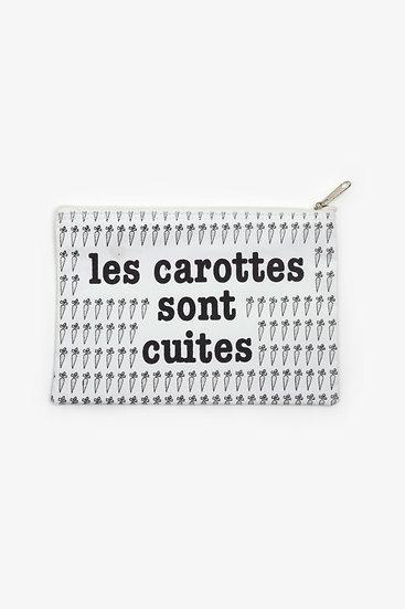 """Carrots ..."" pouch"