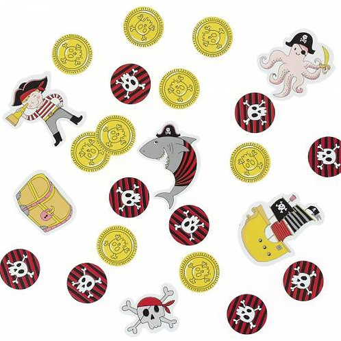 ANNIKIDS - Confettis Pirate Color - Recyclable