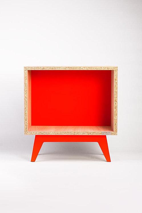 ATELIER EMMAÜS - Henri - Orange Maloya