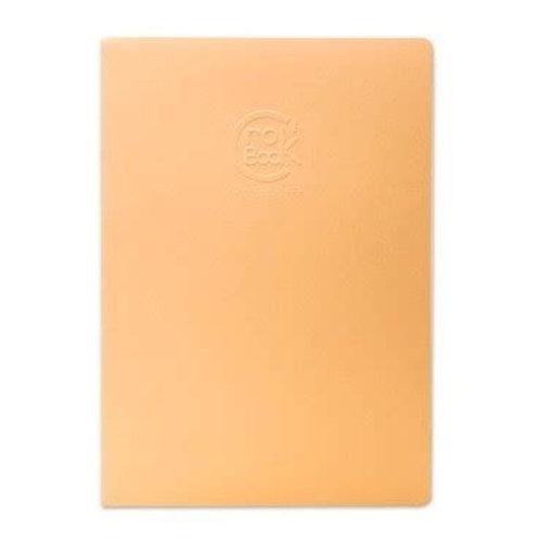CLAIRE FONTAINE - Crok'Book carnet piqué 24F